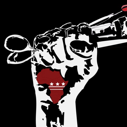 Thee Blacksun Bloodmoon Project Logo